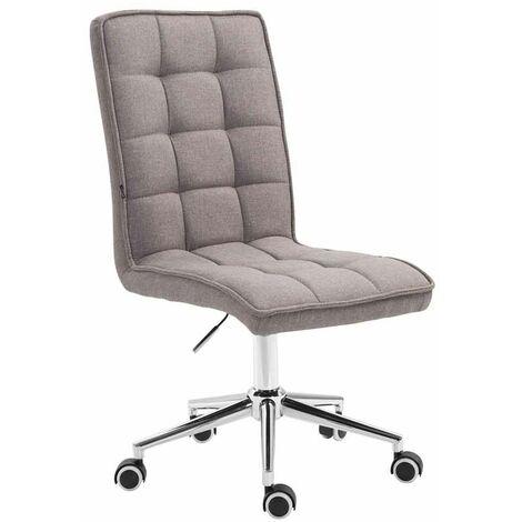 Chaise de travail Peking V2 tissu