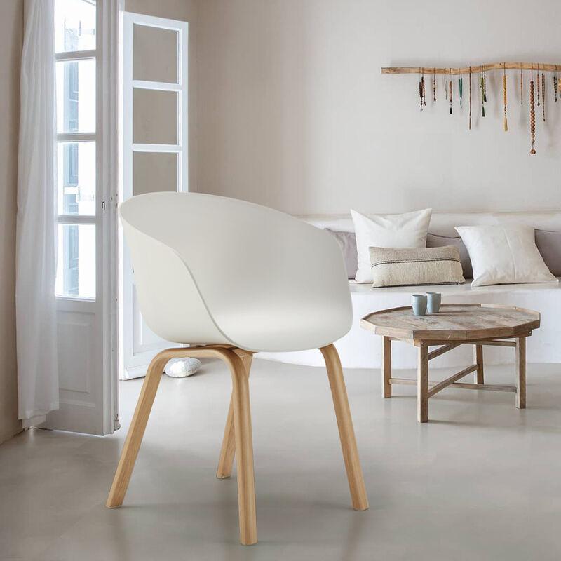Chaise Design Scandinave Dexer Pour Cuisine Bar Et Salle A Manger