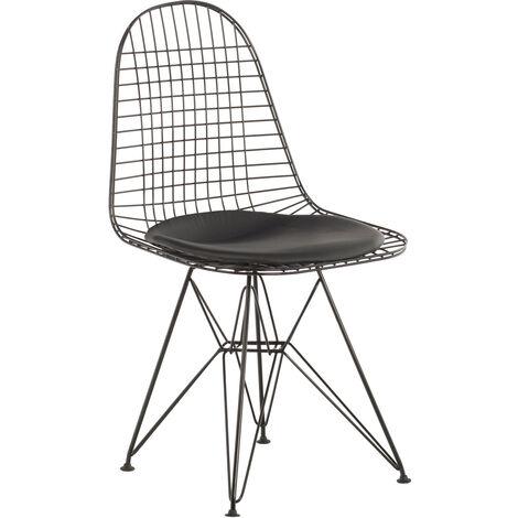 Chaise Eiffel Noir