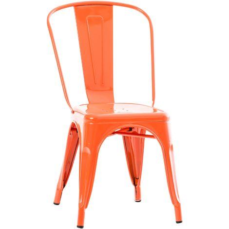 Chaise en métal Benedikt V2