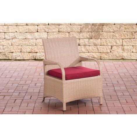 Chaise en polyrotin Pizzo
