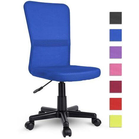 Chaise Fauteuil siège de bureau racing sport de 6 couleurs différentes