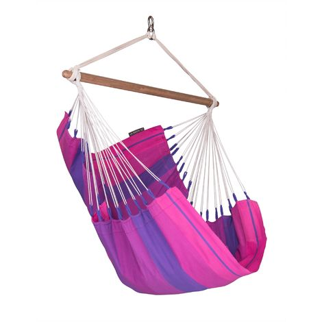 Chaise hamac orquidea La Siesta - Plusieurs coloris disponibles
