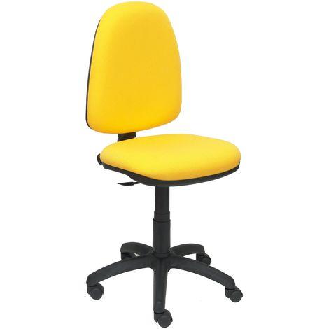 Chaise jaune Ayna bali