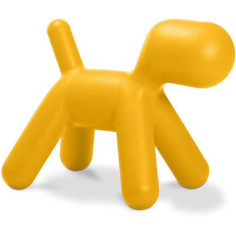 Chaise Kid Puppy - Eero Aarnio - Mate Jaune