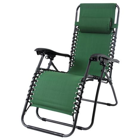chaise longue de jardin pliable chaise de camping. Black Bedroom Furniture Sets. Home Design Ideas