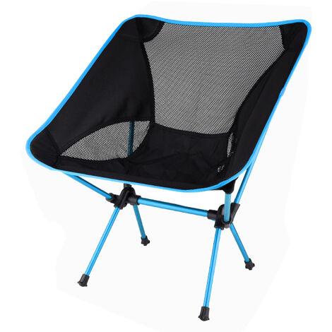 Chaise longue d'ext¨¦rieur ultral¨¦g¨¨re pliante portable 7075