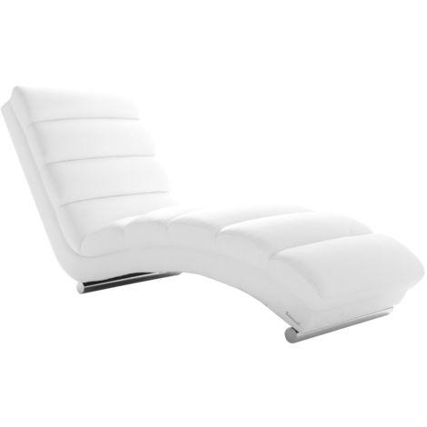 Chaise longue / fauteuil design TAYLOR