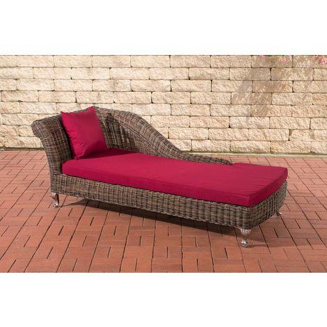 Chaise longue Savannah 5mm