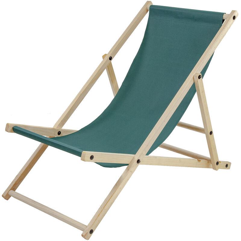 Chaise Longue SUN,vert