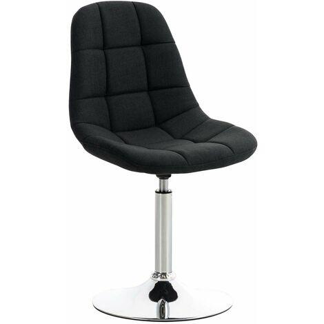 Chaise lounge Emil en tissu