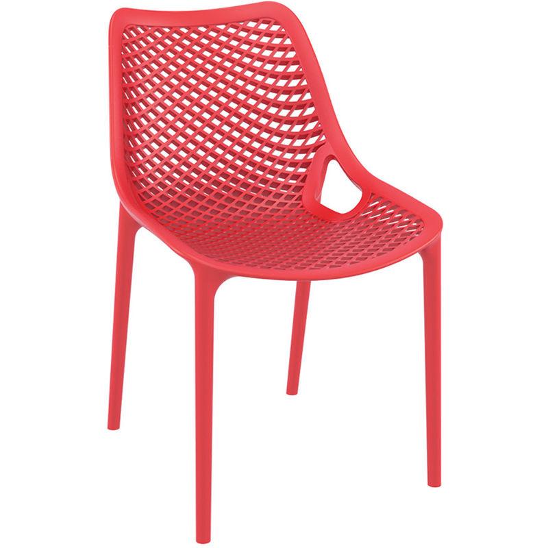 Chaise originale en plastique AIR