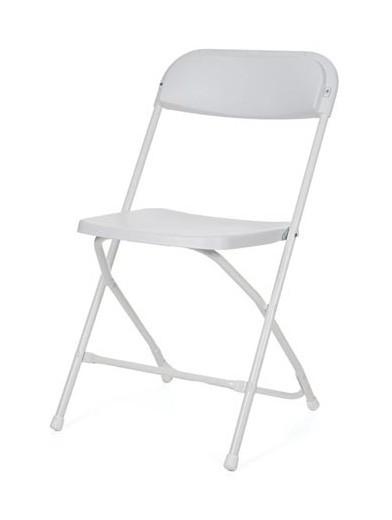 chaise pliante plastique