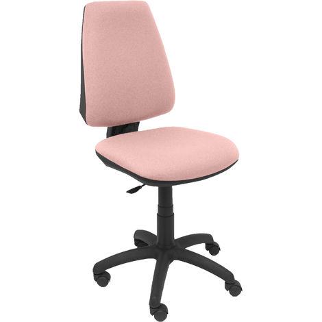 Chaise rose pâle Elche CP bali