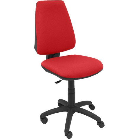 Chaise rouge Elche CP bali