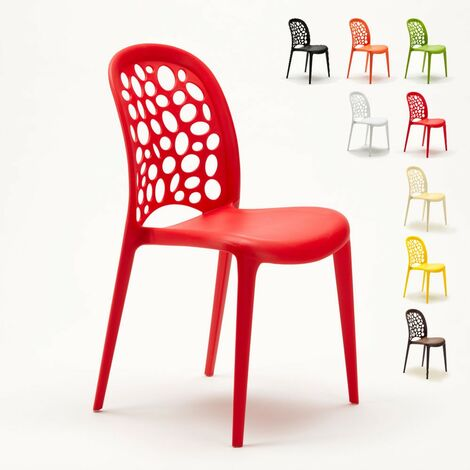 chaises de cuisine assise plate