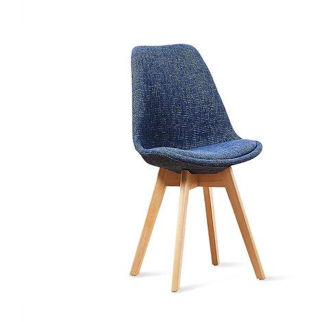 """main image of """"Chaise scandinave grises - Bjorn - Designetsamaison - Gris"""""""