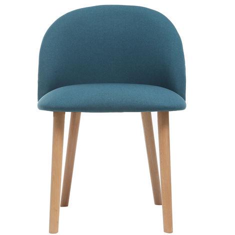 Chaise scandinave  bois CELESTE
