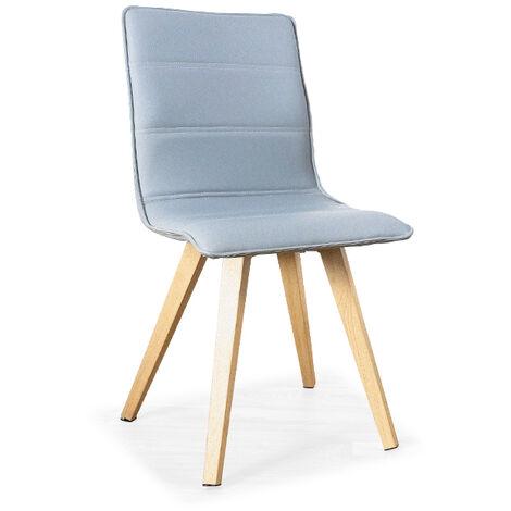 Chaise scandinave grise - Conti - Designetsamaison - Gris