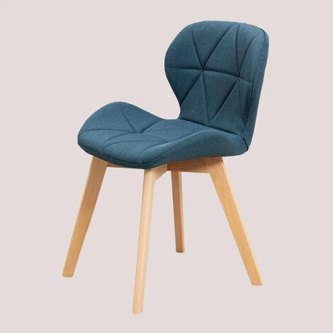 "main image of ""SKLUM Chaise de salle à manger Silvi Nordic Sk"""