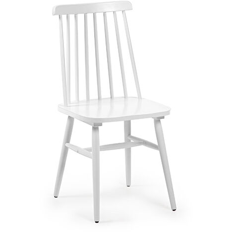 Chaise Tressia blanc