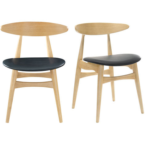Chaises design (lot de 2) WALFORD