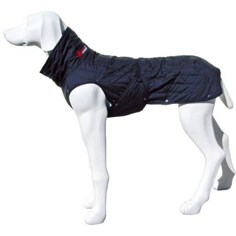 Chaleco para perros Coldmaster Negro