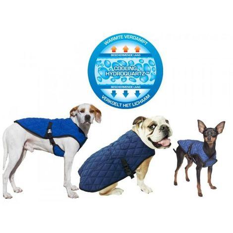 Chaleco Refrescante para perros Aqua Coolkeeper.
