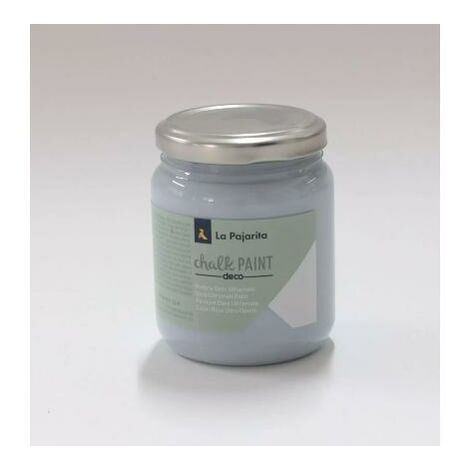 Chalk Paint azul cristal La Pajarita 500 ml