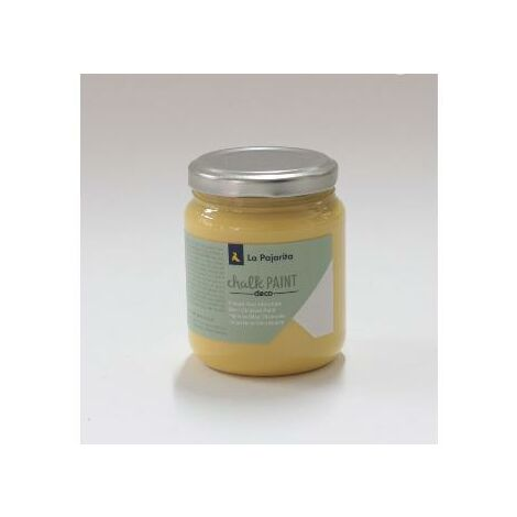 Chalk Paint ocre sahara La Pajarita 500 ml