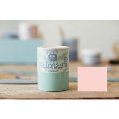 Chalk Paint - Pintura a la tiza eco Foxtrot Rosa 750ML