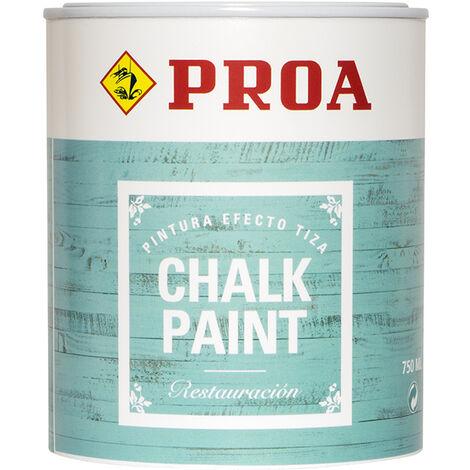 CHALK PAINT PROA GRIS CHALK 750 ml, GRIS CHALK 0.75lts