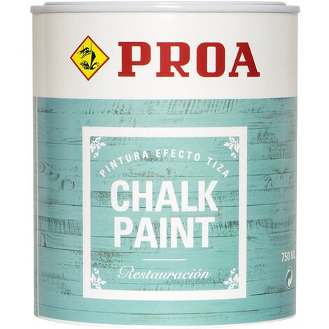 CHALK PAINT PROA ROSA OLD 750 ml, ROSA OLD 0.75lts