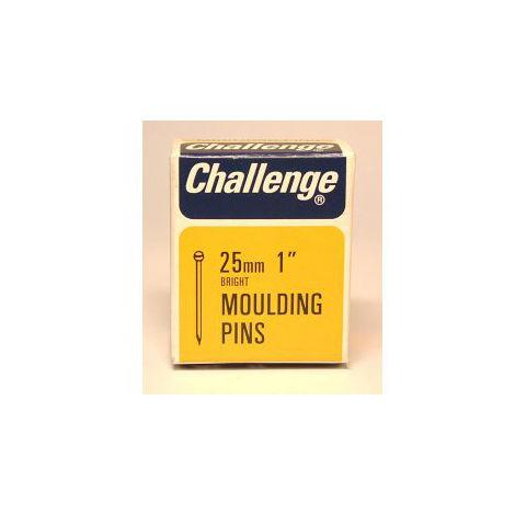 """main image of """"Challenge Moulding Pins (Veneer Pins) - Bright Steel (Box Pack) 25mm"""""""