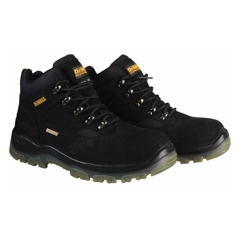 Image of Challenger 3 Sympatex Black Boots Size UK 7 Euro 41 ( CHAL3B7) - DEW