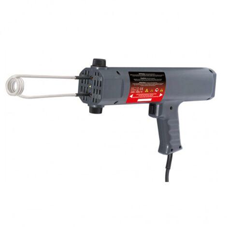 Chalumeau induction - Coffret pistolet à chaleur - (500.8420) - KS TOOLS