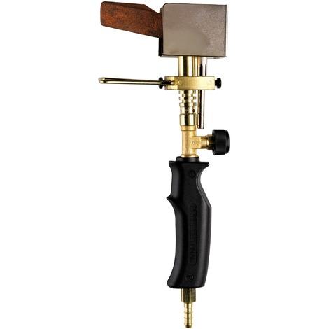 Chalumeau pour la soudure - Diamètre brûleur 20 mm - Avec maillet de cuivre