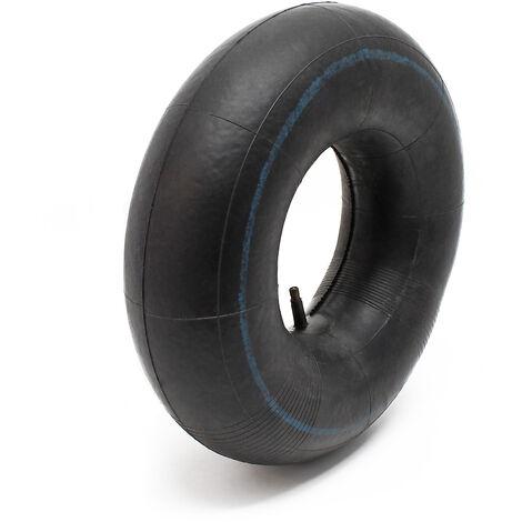 Chambre à air pour pneu de tracteur à pelouse 18x6.50/7.50/8.50/9.50-8 20x8.00/10.00-8 avec valve droite roue tondeuse à gazon