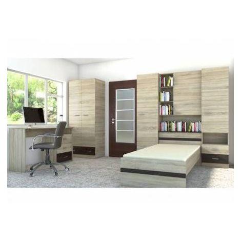 Chambre complète ARVOR 90*200 cm