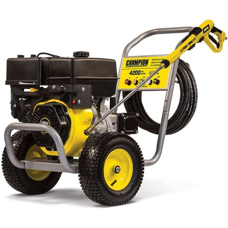 Champion 100386 Petrol Pressure Washer 4200PSI