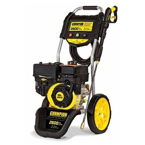 Champion 2600-PSI Pressure Washer - 100382