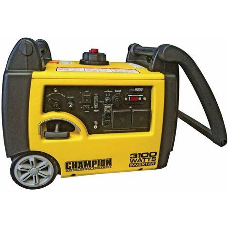 Champion 3100 Watt Inverter Petrol Generator 73001i-E