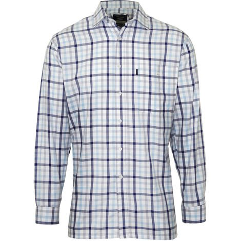 Champion Mens Catterick Country Casual Long Sleeve Shirt