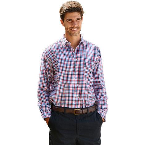 Champion Mens Country Lyndhurst Casual Long Sleeve Shirt