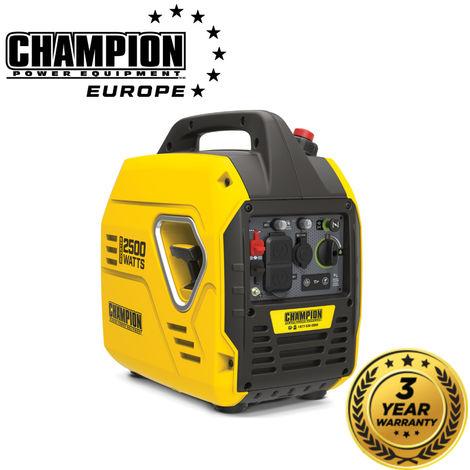 CHAMPION - The Mighty Atom 2500Watt Champion Invertor Generator - 92001I