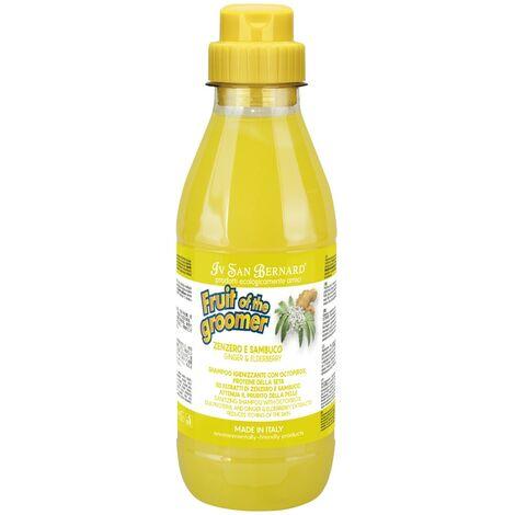 Champu jengibre y sauco para perros | Fruit of the groomer champu | Champu jengibre y sauco 500 ml