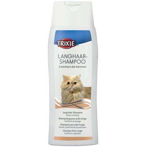 Champú antipulgas y antiparásitos para gatos