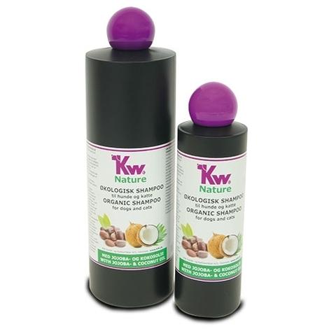 CHAMPÚ para perros Kw Nature con Aceite de Jojoba y coco disponible en varias opciones