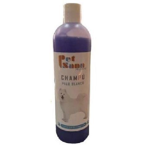 Champú PELO BLANCO para perros PET SANA 750ml