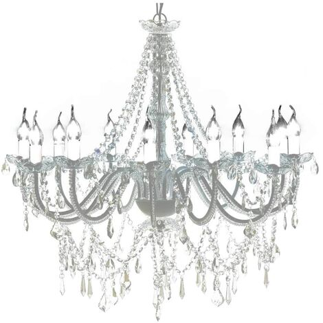 Chandelier with 1600 Crystals VDTD30889